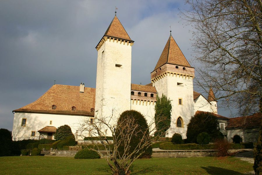 Le Château de La Sarraz