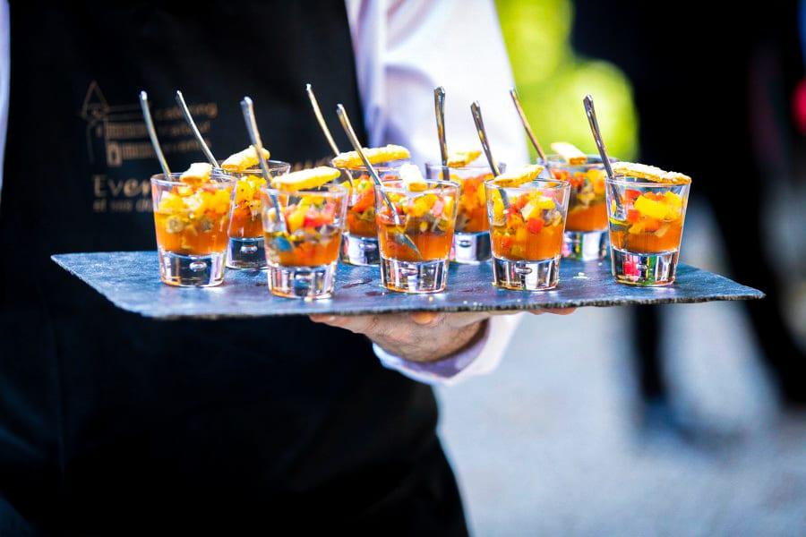 Cocktail dinatoire Vaud Genève