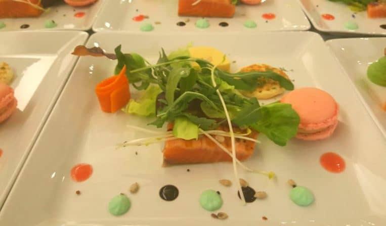 Un repas exceptionnel pour votre mariage