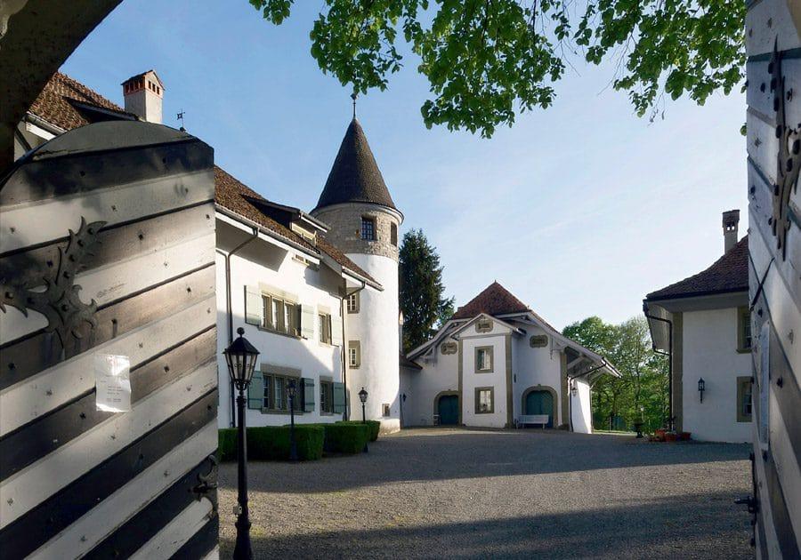 Le Château de la Grande Riedera