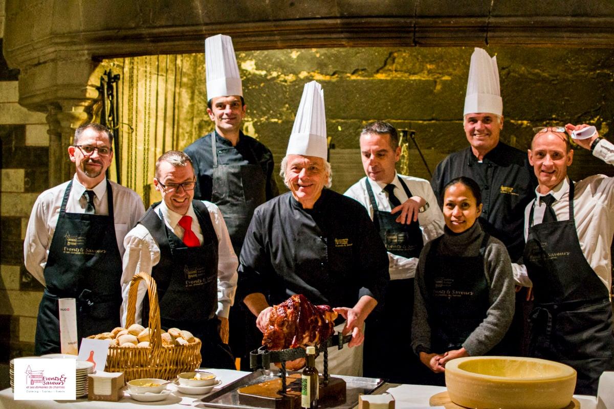 Service Traiteur Vaud Genève Fribourg Mariage apéritif cocktail dînatoire banquet buffet
