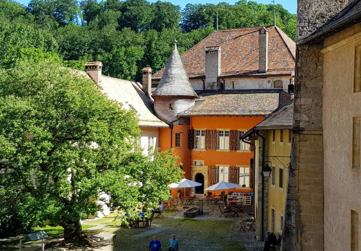 Mariage Vaud Traiteur Maison du Prieur