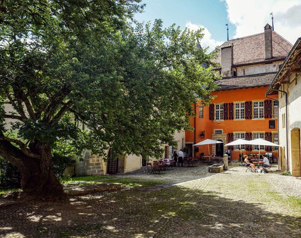 Maison du Prieur Vaud brunch